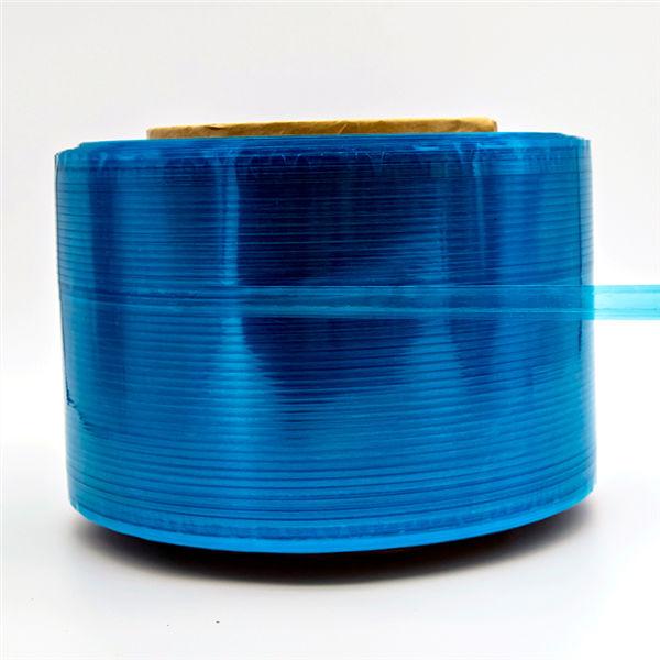 Nastro sigillante per sacchi blu con pellicola