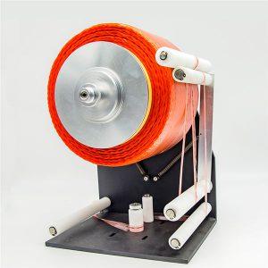 Dispenser per bobine per bobine