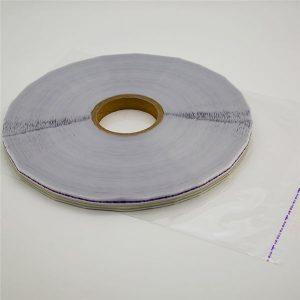 Nastro sigillante in silicone richiudibile